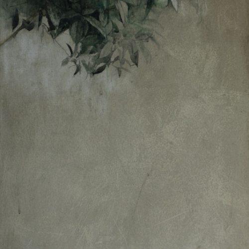 Rama III · Técnica mixta/Papel · 93 x 50 cm