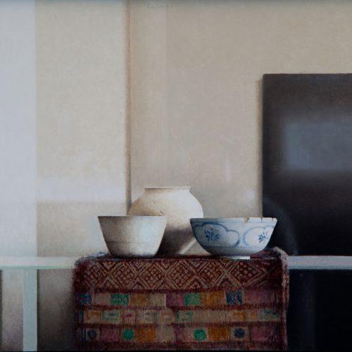 Tela de butan · Óleo/Lienzo · 50 x 50 cm