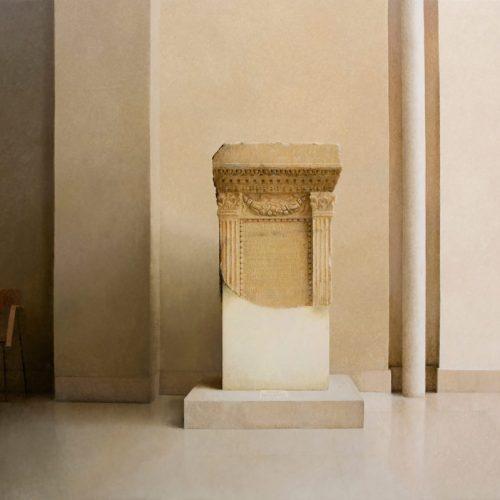 Ara · Óleo/Lienzo · 150 x 120 cm