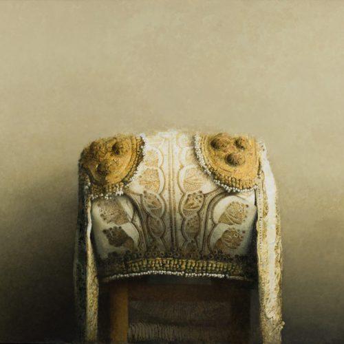 Chaqueta II · Óleo/Lienzo · 116 x 89 cm