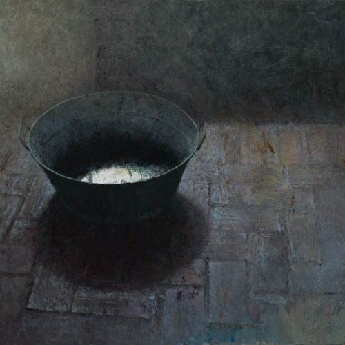 Barreño · Óleo/Lienzo · 100 x 81 cm