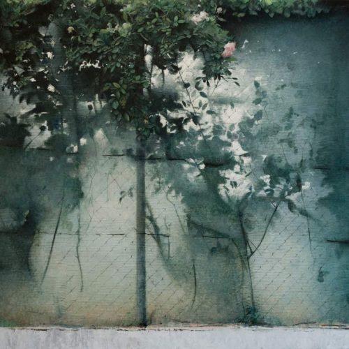 Rosal I · Óleo/Lienzo · 146 x 195 cm
