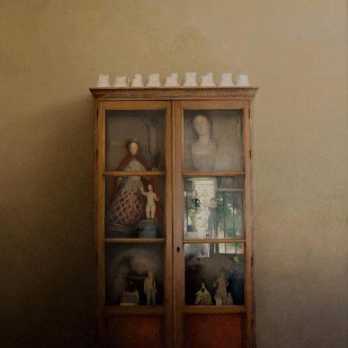 Armario · Óleo/Lienzo · 146 x 150 cm